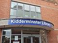 Kidderminster Library - Market Street, Kidderminster (28879833724).jpg