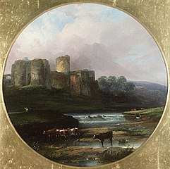Kidwelly Castle, South Wales