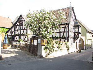 Kiedrich - Fränkische Dorfschmiede