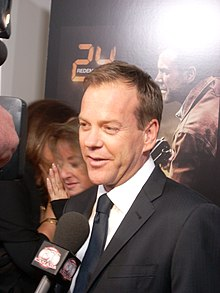 Kiefer Sutherland at 24 Redemption premiere 1.jpg