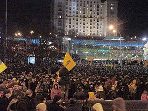 Orange Revolution Protests