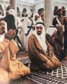 King Khalid Praying at a Mosque.png