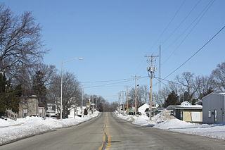 Kingston, Wisconsin Village in Wisconsin, United States