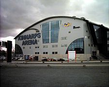 Kinnarps Arena from east.jpg