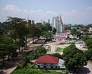 Boulevard du 30 juin à Gombe