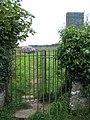 Kissing gate by Lligwy Burial Chamber-Siambr Gladdu Llugwy ^2 - geograph.org.uk - 951434.jpg