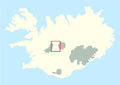Kjolur location.png