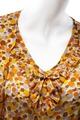 Klänning, detalj. Foto till boken: Ett sekel av dräkt och mode ur de Hallwylska samlingarna - Hallwylska museet - 90096.tif