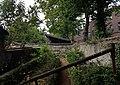 Kloostertuin St-Gregor, Missiehuis St-Michael, Steyl - tuinmuur en vervallen kweekbakken.jpg