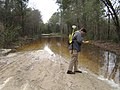 Knights Ferry Rd Flooding Lowndes County GPSing 1.JPG