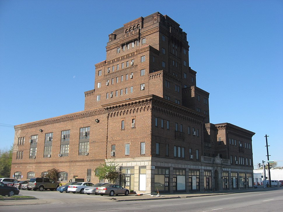 Knights of Columbus Building in Gary