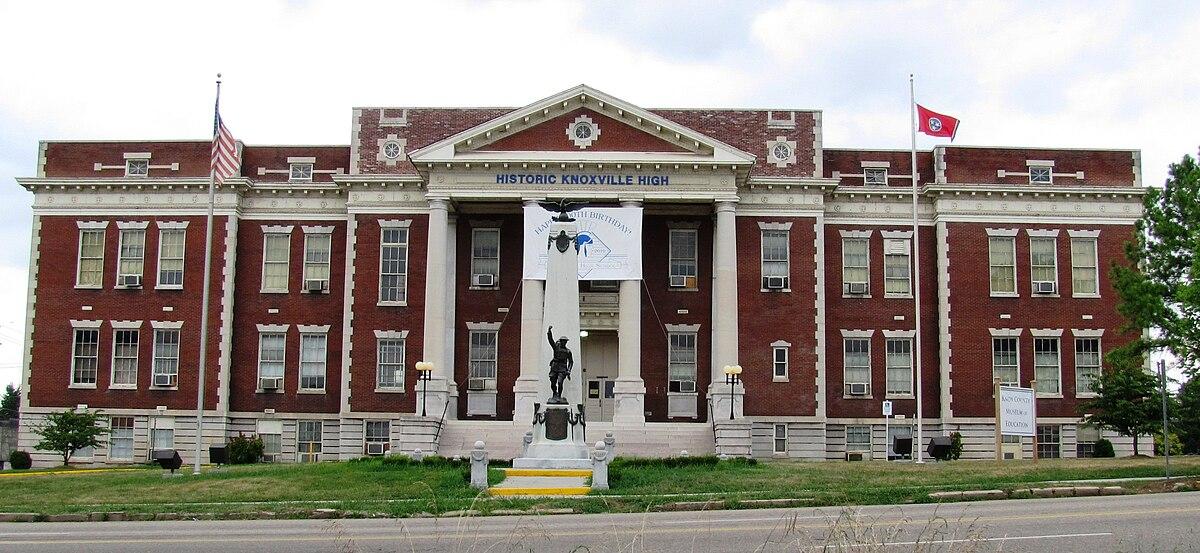 Knox County Schools Andrew Johnson Building Room
