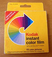 Instant film - Wikipedia