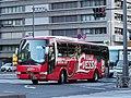 Koei Kotsu Bus Blue Liner Osaka Evessa Advertise Aero Ace.jpg