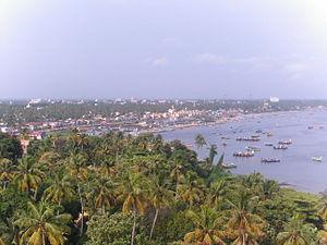 Ravivarman Kulaśēkhara - Kollam in south India