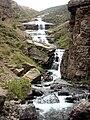 Koohareh waterfall, Namarestagh, Iran 1552.jpg