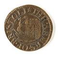 Kopparmynt, Bristol, 1662 - Skoklosters slott - 109784.tif