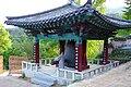 Korea-Andong-Bongjeongsa 3046-06 Bell Pavilion.JPG