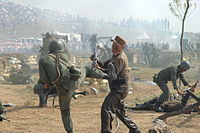 Korean War reenactment in Sept. 2010.JPG