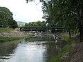 Kossuth Lajos Bridge in Esztergom, Hungary.jpg