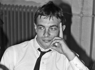 Karl Bartos - Karl Bartos in 1976. Photograph by Ueli Frey.