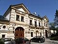 Krasiczyn Castle - hotel (front).jpg