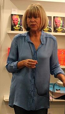 Kristina Kappelin Gothenburg Book Fair 2014.jpg