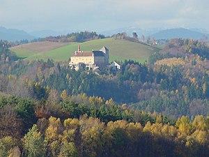 Das Schloss Krumbach