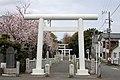 Kugenuma Kōdai-jingū -Torii.jpg