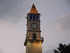 Clock Tower Tirana Wikipedia