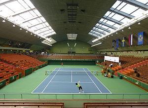 Stockholm Open - Kungliga Tennishallen