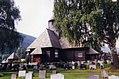 Kvam church, Nord-Fron, Norway (with graveyard).jpg
