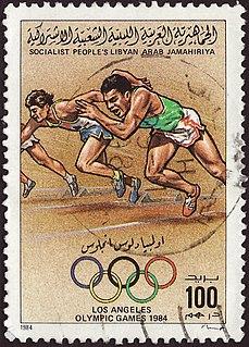 Athletics at the 1984 Summer Olympics – Mens hammer throw Olympic athletics event