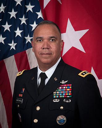 Anthony G. Crutchfield - Image: LTG Anthony G. Crutchfield, USA