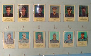 LTTE Black Tiger Picture Gallery 2004