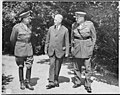 L to R, Field Marshall Sir Harold Alexander, Supreme Commander MTO, Secretary of War Henry Stimson, and Field... - NARA - 198813.jpg