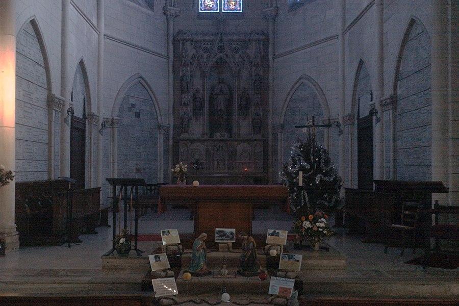 Basilique Notre-Dame de la fr:La Chapelle-sur-Vire