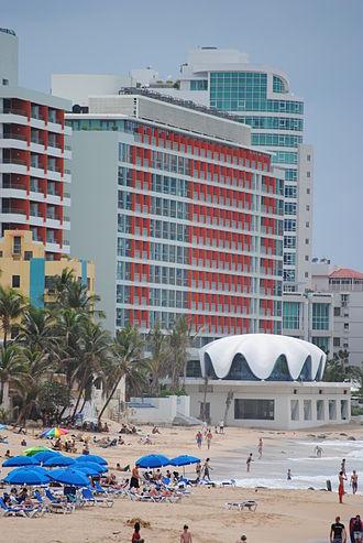Santurce, San Juan, Puerto Rico - La Concha Resort