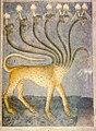 La bestia che sale dal mare, Battistero di Padova.jpg