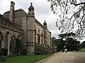 Lacock Abbey Forecourt - geograph.org.uk - 1525107.jpg