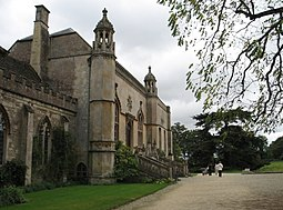 Lacock Abbey Forecourt - geograph.org.uk - 1525107.jpg
