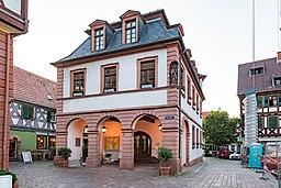 Hauptstraße in Ladenburg