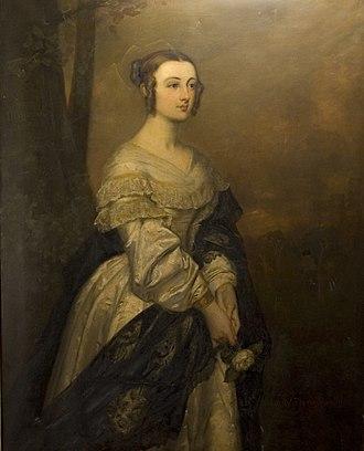 Lady Flora Hastings - Image: Lady Flora Hastings