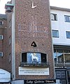 Lady Godiva clock at Broadgate, Coventry - geograph.org.uk - 288586.jpg