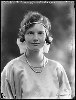 Lettice Lygon member of the Bright Young Things