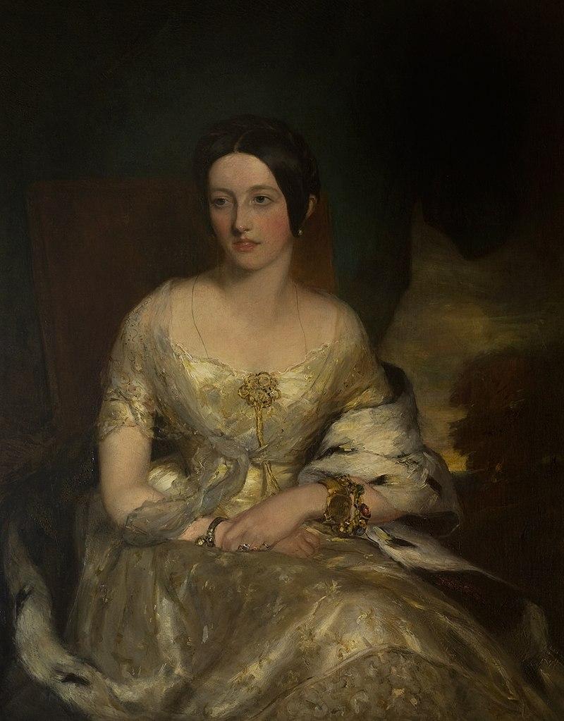 Lady Susan Hamilton (d. 1891), Daughter of Alexander, 10th Duke of Hamilton.jpg