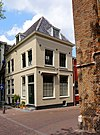 foto van Lage Gouwe 136 (voormalige apotheek)