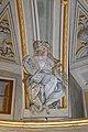 Lamporecchio, villa rospigliosi, interno, salone di apollo, con affreschi attr. a ludovico gemignani, 1680-90 ca., segni zodiacali, gemelli 02.jpg