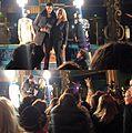 Lancement des Folies de Paris aux Folies Bergère, Gwendoline Finaz de Villaine et Teddy Ranghella.jpg