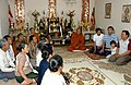 Lao people at a religious ceremony in Sydney.jpg